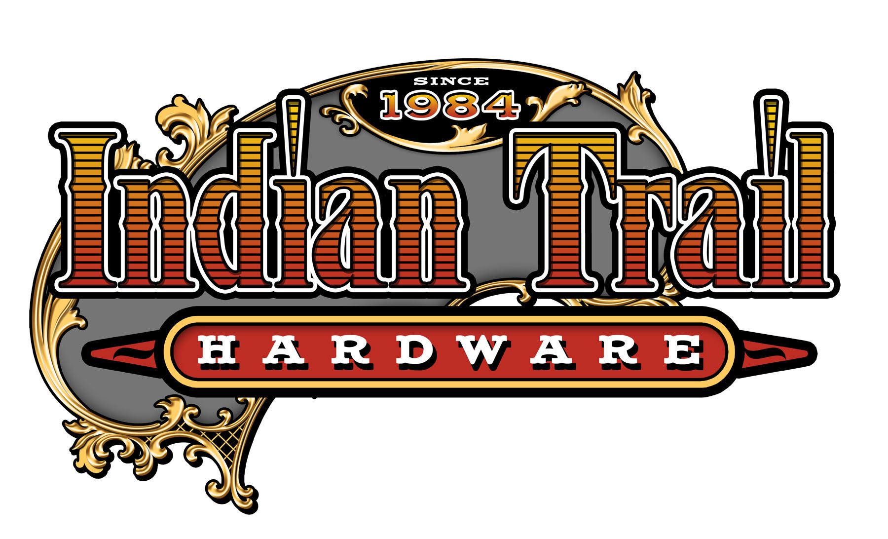 Indian Trail Hardware Logo